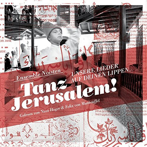 Cover Tanz Jerusalem des Ensemble Noisten